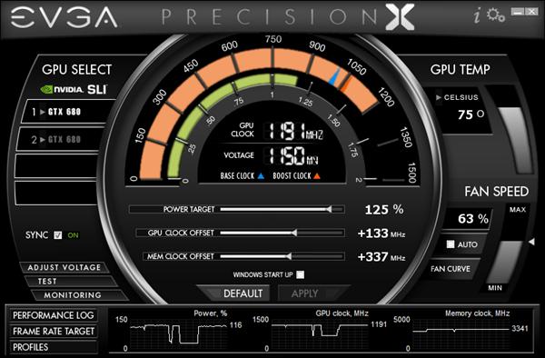 EVGA Precision