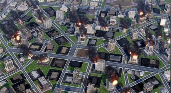 Sim City Catastrophes