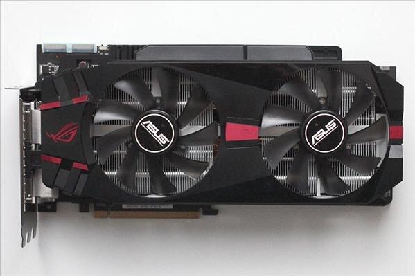 ASUS HD 7970 Matrix Platinum 3 GB
