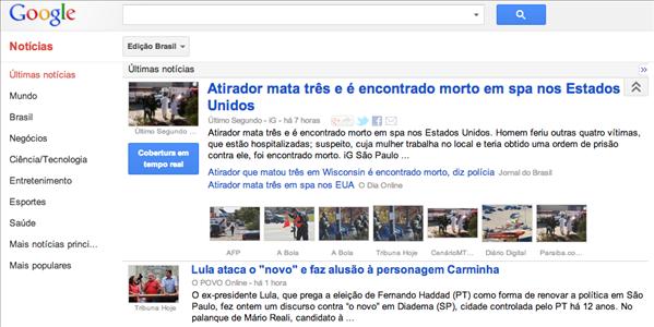 google brésil