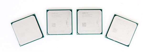 AMD FX piledriver