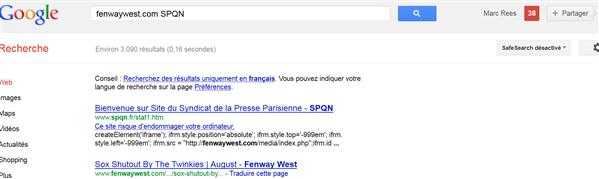 spqn google