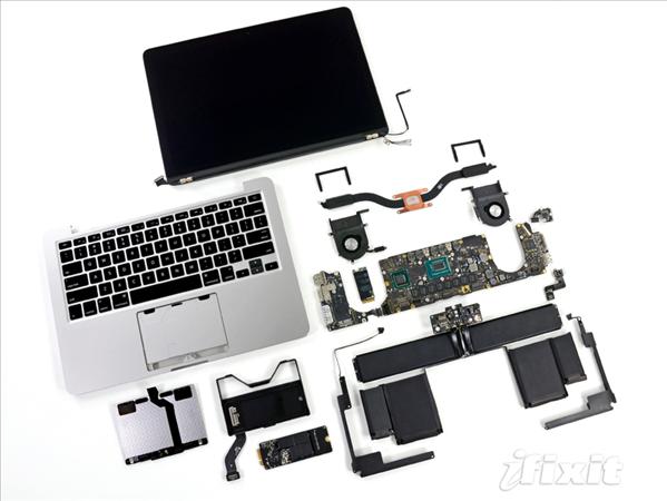 ifixit macbook pro retina