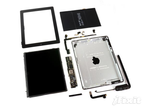 iPad 4 ifixit