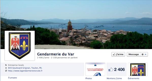 gendarmerie var