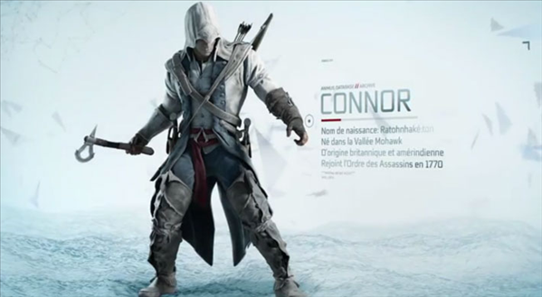 Ubisoft assassin creed III