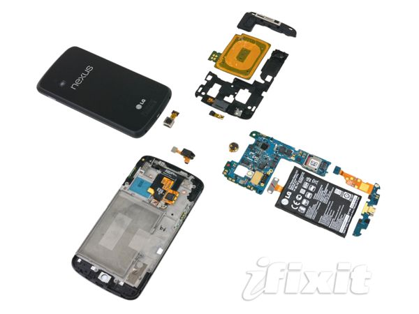 Nexus 4 iFixit