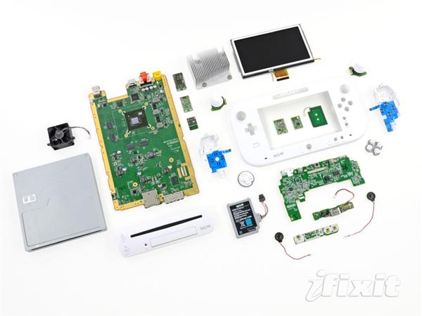 Nintendo Wii U et GamePad