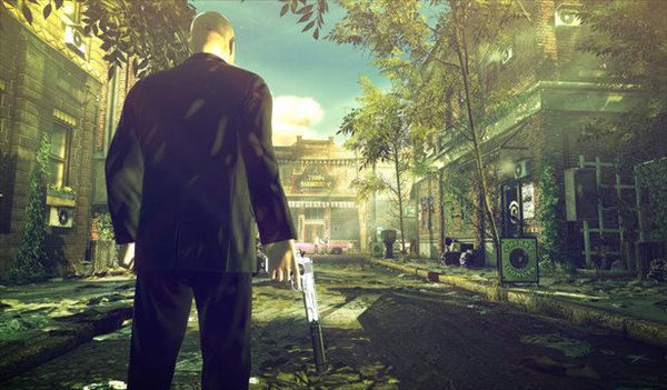 Hitman absolution perf test