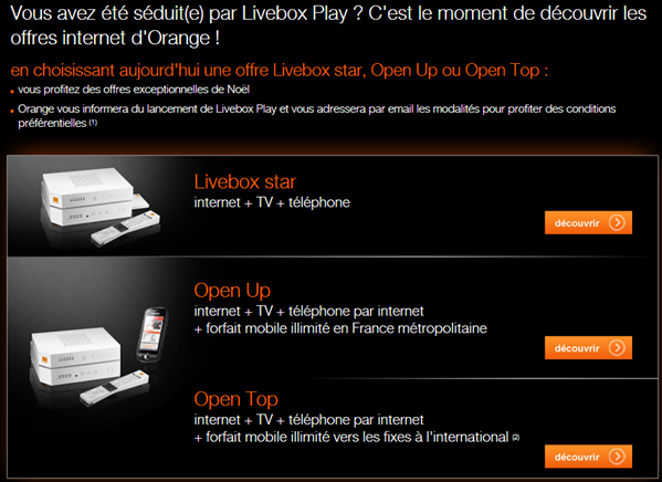 livebox play