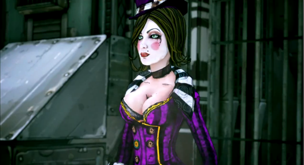 Borderlands 2 Moxxi