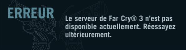 Far Cry Serveurs