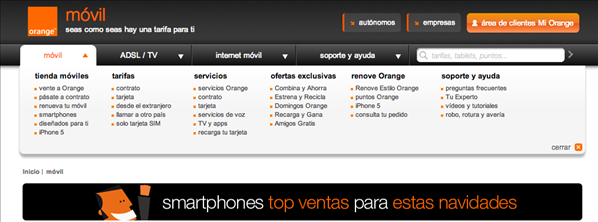 Orange Espagne