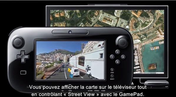 Google Street View Wii U