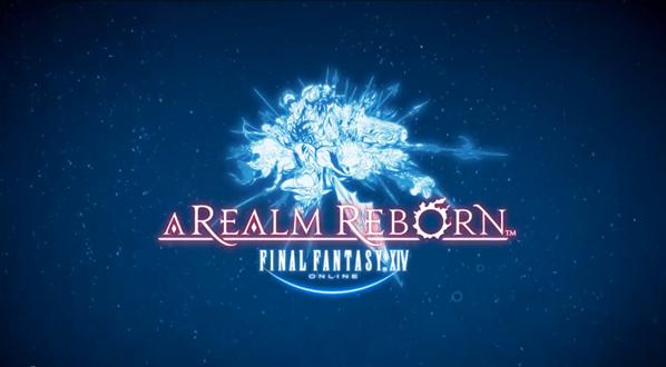 FF XIV A Realm Reborn