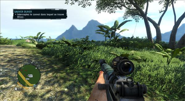 Far Cry 3 HUD