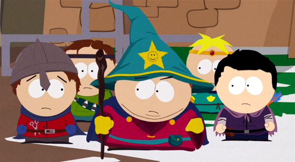 South Park Bâton Vérité