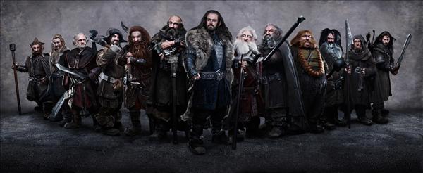 Le Hobbit Thorin & Cie Nains