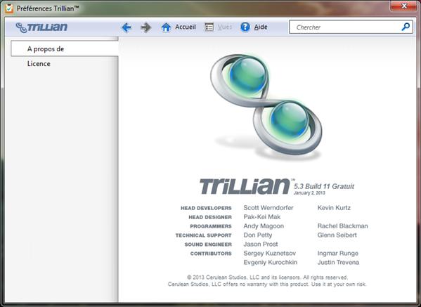 trillian 5.3 beta 11