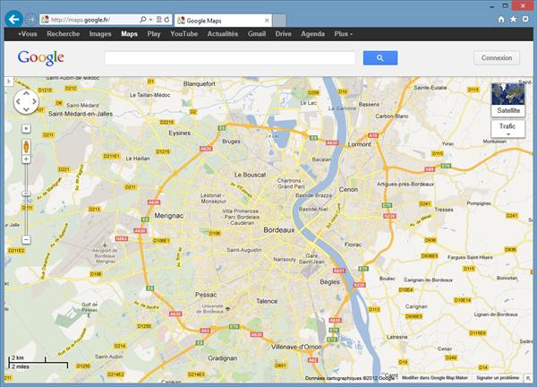ie10 google maps