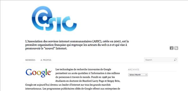 asic google