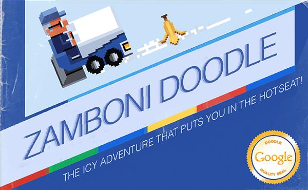 zamboni doodle google