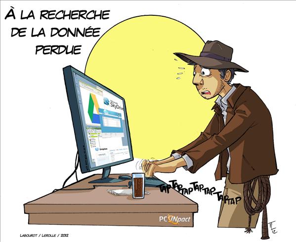stockage en ligne