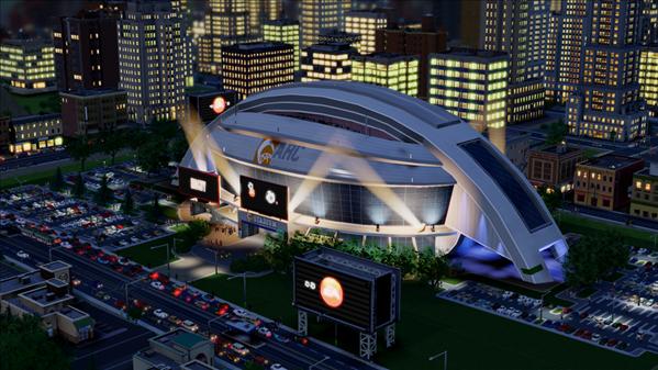 SimCity Stadium