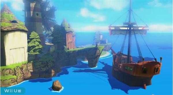 Zelda Wind Waker Wii U