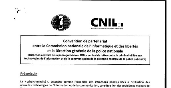 CNIL OCLCTIC