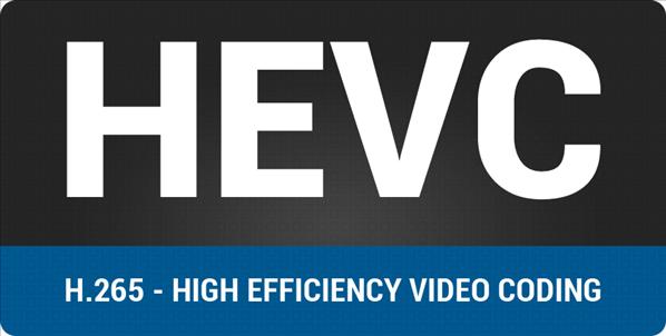 logo HEVC H.265