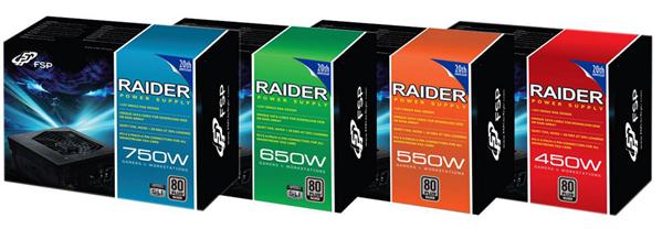 FSP alimentations Raider