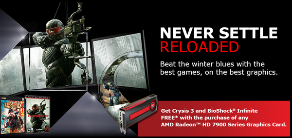 amd never settle reload