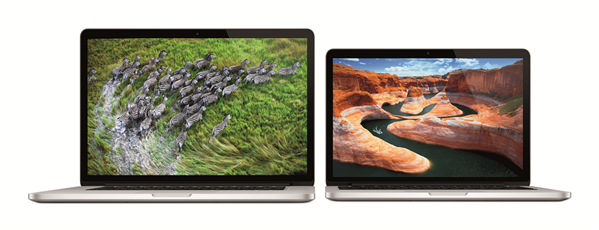 Macbook Pro ecran Retina