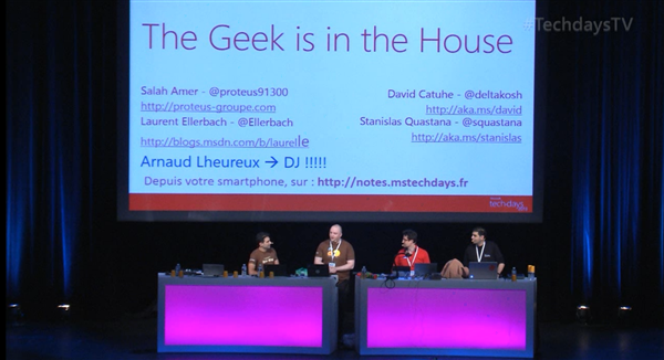 geek in the house