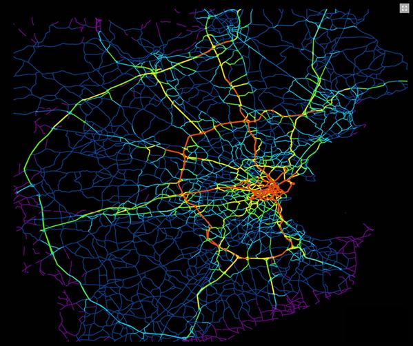 mit berkeley trafic villes
