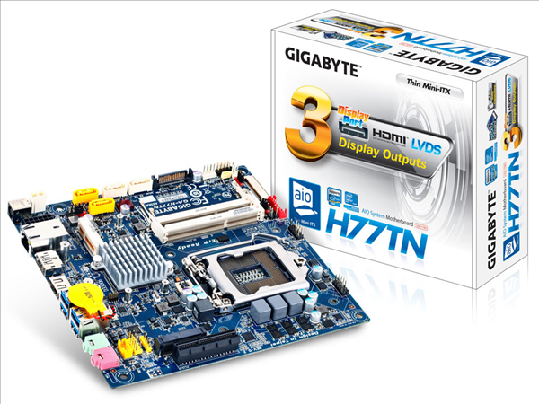 gigabyte thin mini ITX