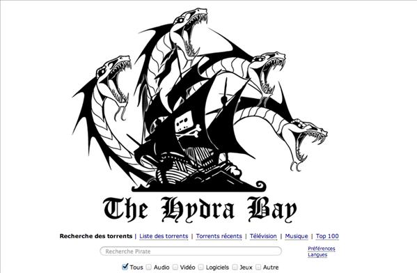 hydra bay tpb