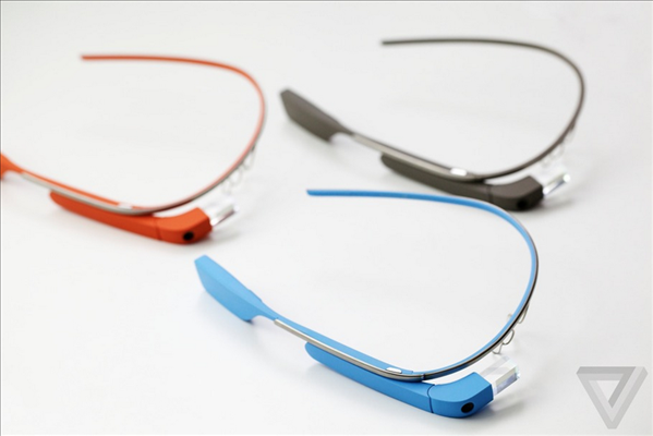Google Glass The Verge