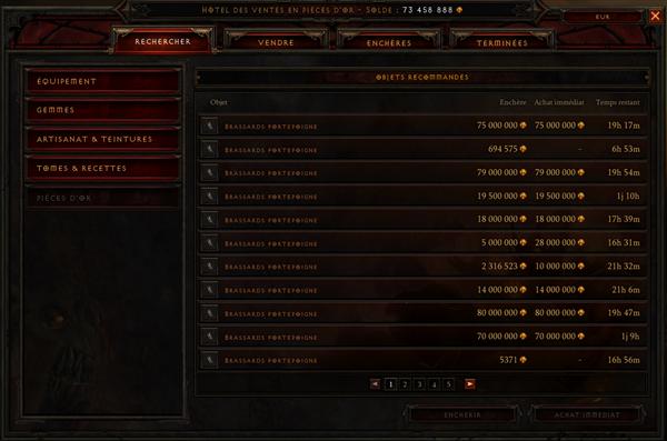 HV Diablo III