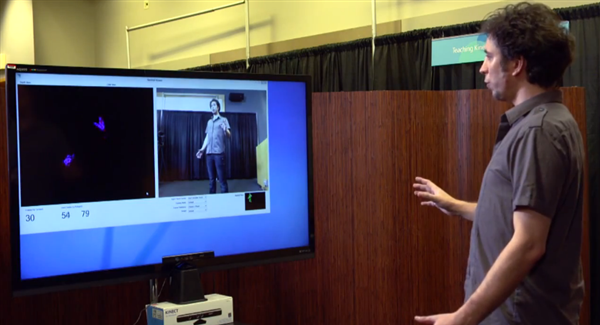 Kinect TechFest