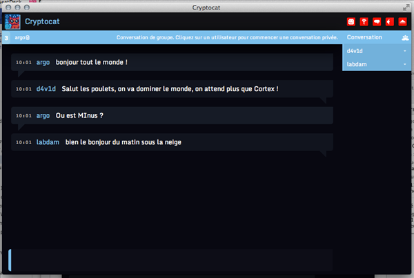 Cryptocat Mac App Store