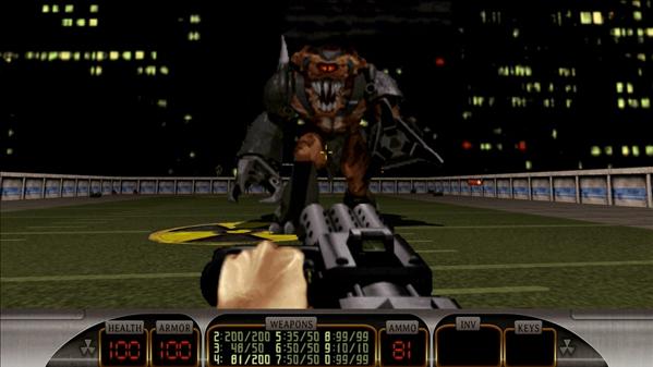 Duke Nukem 3D Megalodon