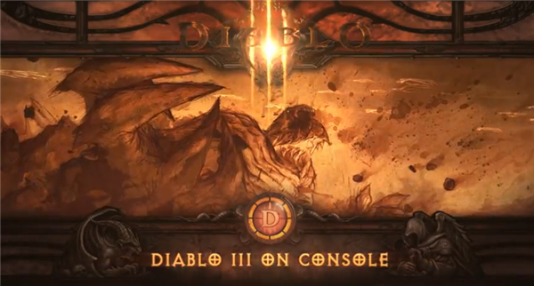 Diablo III console