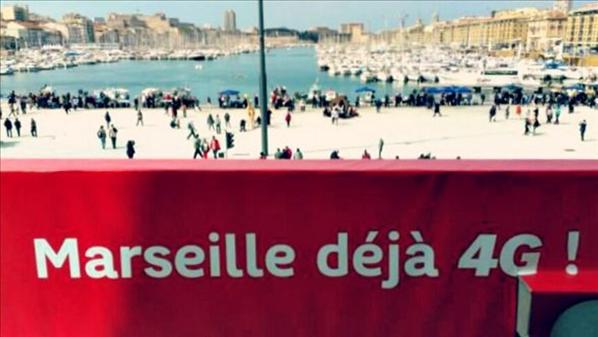 Marseille 4G SFR