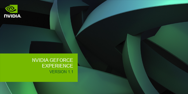 GeForce Experience 1.1.0.0
