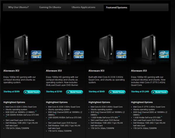 Alienware X51 Ubuntu