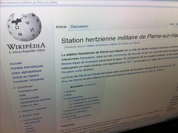 wikipedia wikimedia DCRI