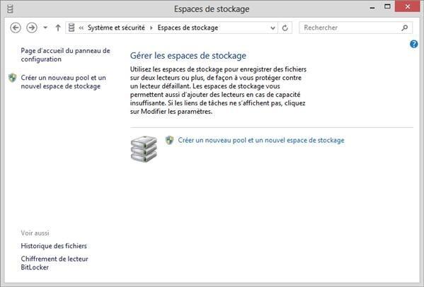 refs storage spaces