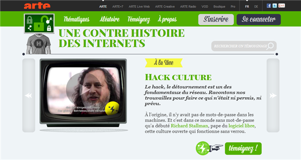 Contre culture des internets